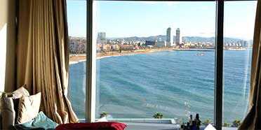 Hotel Plage Barcelone