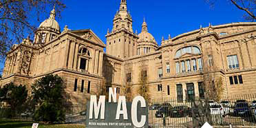 MNAC Musee National d'Art de Catalogne Barcelone